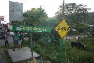 Other example in Rivas, Perez Zeledon, Costa Rica.