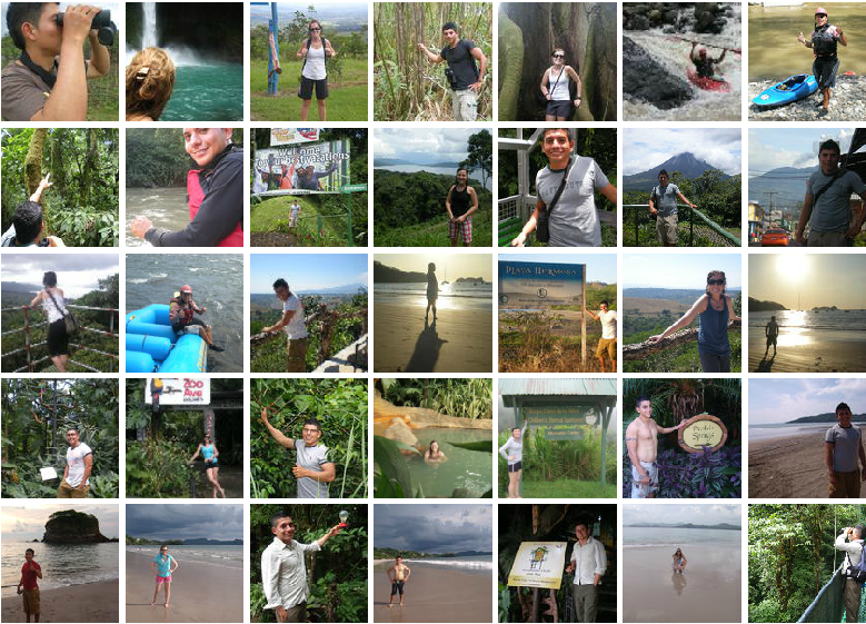 Some of our Costa Rica Adventures!