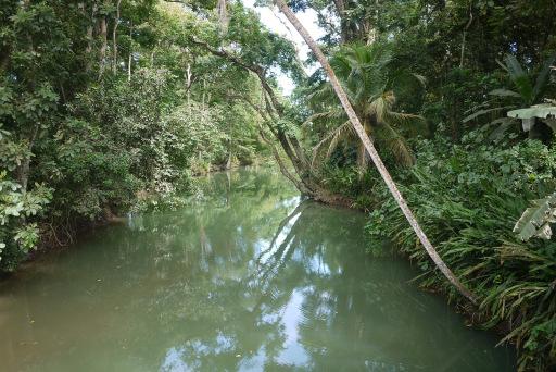 Crossing rivers