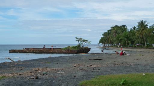 Playa Negra, right before Puerto Viejo